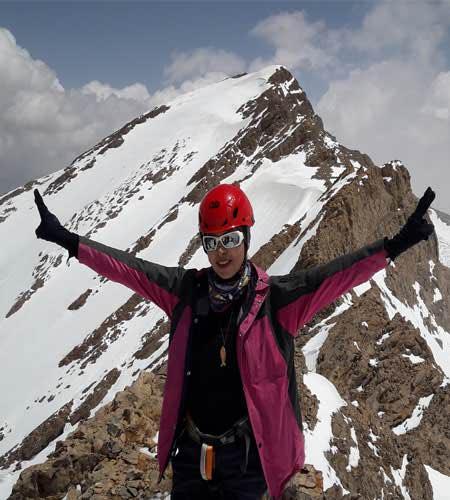 قله انگمار