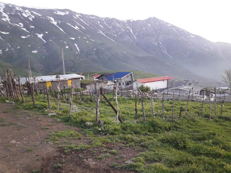 کوه های گیلان