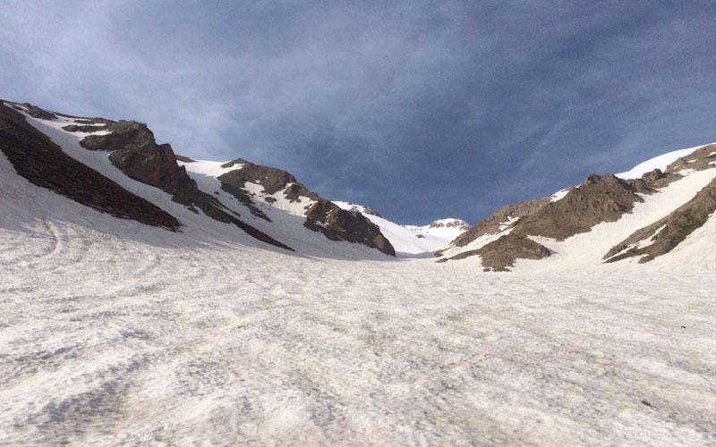 سرگیجه ناشی از کوه گرفتگی