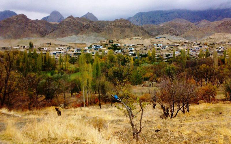 کوه های خراسان