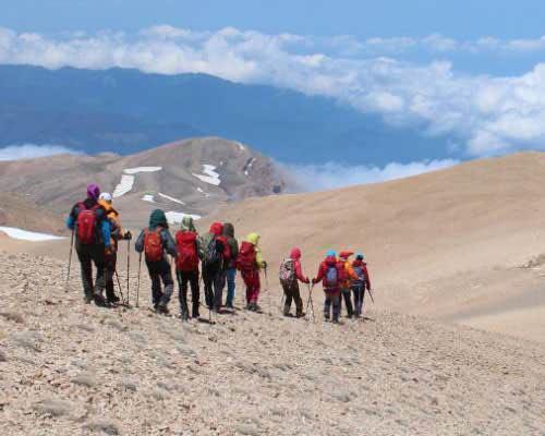 فرود در کوهنوردی