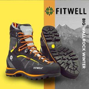 کفش کوهنوردی نیمه سنگین